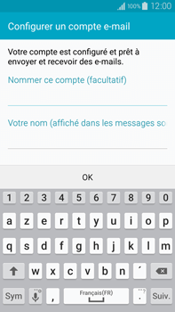 Samsung Galaxy Note 4 - E-mail - 032b. Email wizard - Yahoo - Étape 9