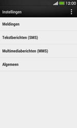 HTC Desire 500 - MMS - probleem met ontvangen - Stap 9