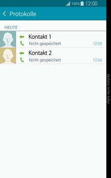 Samsung N915FY Galaxy Note Edge - Anrufe - Anrufe blockieren - Schritt 11