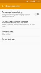 Samsung Samsung Galaxy J3 (2016) - sms - handmatig instellen - stap 8