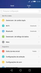 Huawei Y6 - Wi-Fi - Como configurar uma rede wi fi - Etapa 3