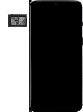 OnePlus 7 - Premiers pas - Insérer la carte SIM - Étape 3