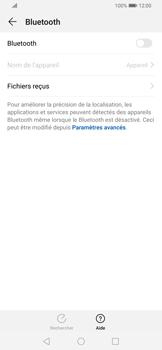Huawei P Smart Z - Bluetooth - connexion Bluetooth - Étape 7