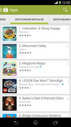 Sony Xperia M2 - apps - app store gebruiken - stap 10
