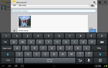 Samsung P5100 Galaxy Tab 2 10-1 - MMS - afbeeldingen verzenden - Stap 13