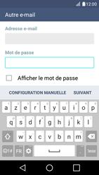 LG K4 - E-mails - Ajouter ou modifier votre compte Outlook - Étape 6