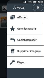 Doro 8031 - Photos, vidéos, musique - Envoyer une photo via Bluetooth - Étape 6