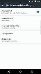 BlackBerry DTEK 50 - Netzwerk - Netzwerkeinstellungen ändern - Schritt 5