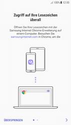 Samsung Galaxy A5 (2016) - Android Nougat - Internet und Datenroaming - Verwenden des Internets - Schritt 5