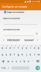 Wiko Freddy - E-mails - Ajouter ou modifier un compte e-mail - Étape 22