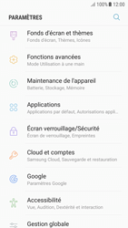 Samsung Galaxy A5 (2016) - Android Nougat - Applications - Comment désinstaller une application - Étape 4