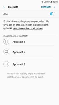 Samsung Galaxy J4 - Bluetooth - headset, carkit verbinding - Stap 7