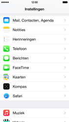 Apple iPhone 5c - iOS 8 - E-mail - handmatig instellen (gmail) - Stap 3