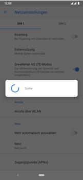 Nokia 7.2 - Netzwerk - Manuelle Netzwerkwahl - Schritt 10