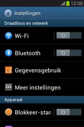 Samsung S6810P Galaxy Fame - netwerk en bereik - gebruik in binnen- en buitenland - stap 4