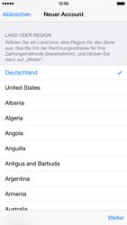 Apple iPhone 6 iOS 8 - Apps - Einrichten des App Stores - Schritt 10