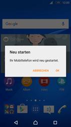 Sony Xperia M5 - Internet - Manuelle Konfiguration - 32 / 37