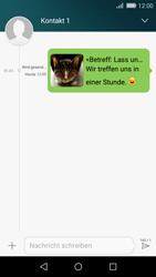 Huawei P8 Lite - MMS - Erstellen und senden - 0 / 0
