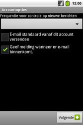 Alcatel OT-991 Smart - E-mail - Handmatig instellen - Stap 17
