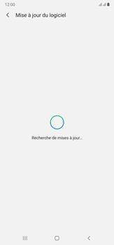 Samsung Galaxy Note20 Ultra 5G - Aller plus loin - Mettre à jour le logiciel interne de votre mobile - Étape 7