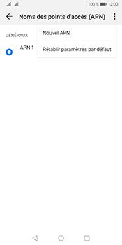 Huawei Mate 10 Pro Android Pie - Internet - Configuration manuelle - Étape 8
