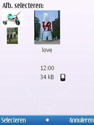 Nokia C5-00 - E-mail - hoe te versturen - Stap 10