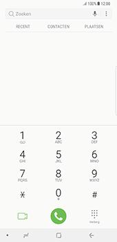 Samsung Galaxy Note 8 (SM-N950F) - Voicemail - Handmatig instellen - Stap 4