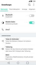 LG H850 G5 - Netzwerk - Netzwerkeinstellungen ändern - Schritt 3