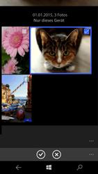 Microsoft Lumia 950 - E-Mail - E-Mail versenden - 14 / 17