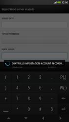 HTC One Max - E-mail - configurazione manuale - Fase 16