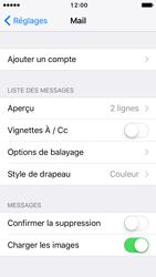 Apple iPhone 5s iOS 10 - E-mail - configuration manuelle - Étape 27