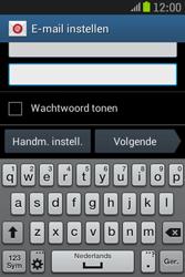 Samsung S6310 Galaxy Young - E-mail - e-mail instellen: IMAP (aanbevolen) - Stap 6