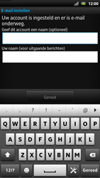 Sony LT22i Xperia P - E-mail - Handmatig instellen - Stap 16