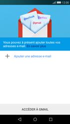 Huawei P8 Lite - E-mail - Configuration manuelle (gmail) - Étape 6