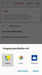 Samsung Galaxy S6 - E-Mail - E-Mail versenden - 13 / 21