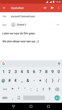 Nokia 6.1 Dual-SIM (TA-1043) - E-mail - Hoe te versturen - Stap 9