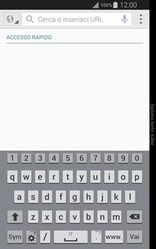 Samsung Galaxy Note Edge - Internet e roaming dati - Uso di Internet - Fase 5