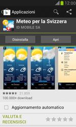 Samsung Galaxy S III Mini - Applicazioni - Installazione delle applicazioni - Fase 16