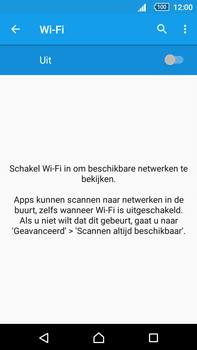 Sony Xperia Z5 Premium (E6853) - Wi-Fi - Verbinding maken met Wi-Fi - Stap 5