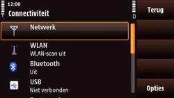 Nokia N97 Mini - Netwerk - gebruik in het buitenland - Stap 8