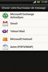 HTC A320e Desire C - E-mail - Configuration manuelle - Étape 5