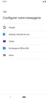 Google Pixel 3a - E-mails - Ajouter ou modifier votre compte Gmail - Étape 7