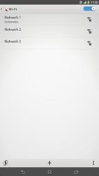 Sony C6833 Xperia Z Ultra LTE - WiFi - Handmatig instellen - Stap 9