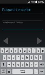 Samsung Galaxy J1 - Apps - Konto anlegen und einrichten - 11 / 19