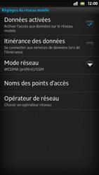 Sony LT26i Xperia S - Internet - configuration manuelle - Étape 7