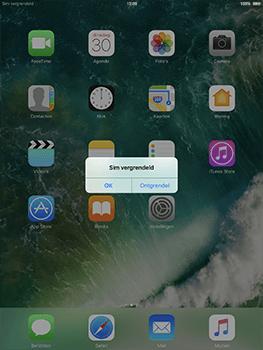 Apple ipad-pro-9-7-inch-met-ios10-model-a1674 - Internet - Handmatig instellen - Stap 15