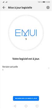 Huawei P20 Pro - Android Pie - Logiciels - Installation de mises à jour - Étape 6