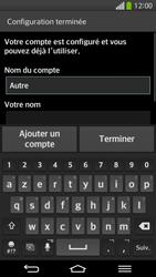 LG D955 G Flex - E-mail - configuration manuelle - Étape 15