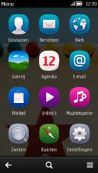 Nokia 808 PureView - e-mail - hoe te versturen - stap 3