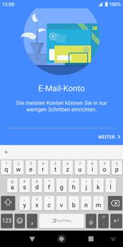 Sony Xperia XZ2 - Android Pie - E-Mail - Konto einrichten - Schritt 7